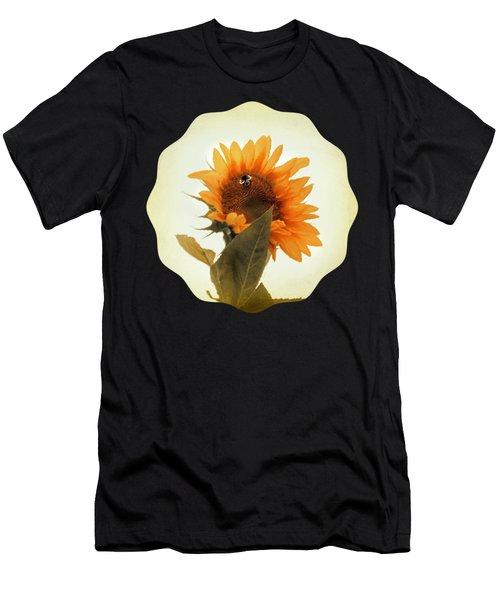 Bee Mine - Paint Men's T-Shirt (Athletic Fit)