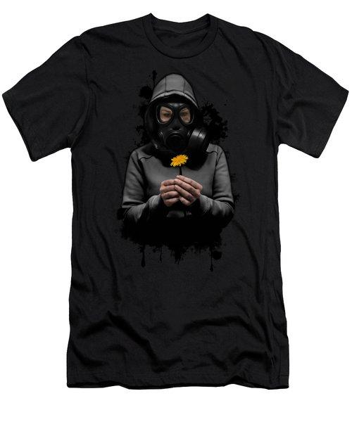Toxic Hope Men's T-Shirt (Athletic Fit)