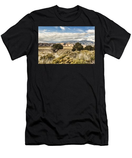 Great Sand Dunes National Park And Preserve Men's T-Shirt (Athletic Fit)