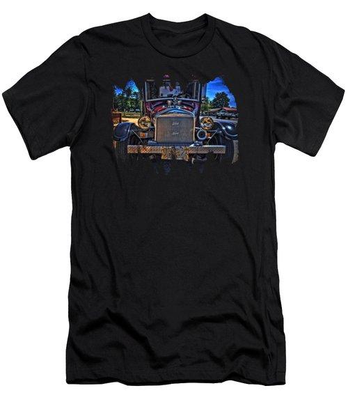 T Bucket In Siletz Men's T-Shirt (Athletic Fit)