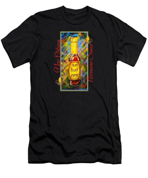 Awesome Sauce - Slap Ya Mama Men's T-Shirt (Athletic Fit)