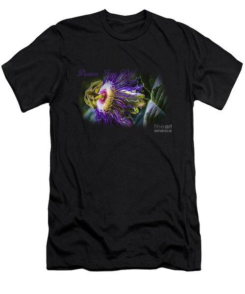 Passion Gone Wild - Product Design Men's T-Shirt (Athletic Fit)