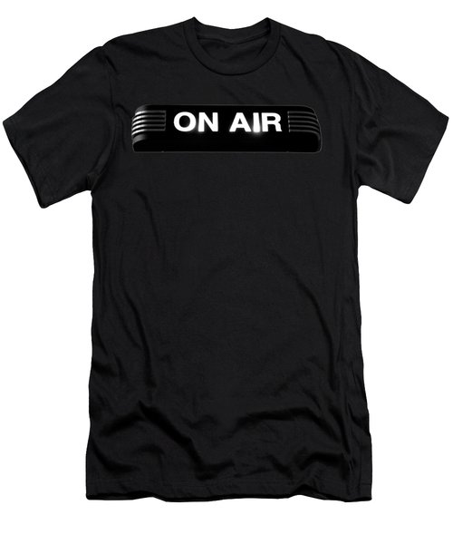 On Air Men's T-Shirt (Athletic Fit)