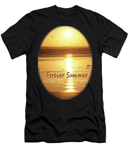 Forever Summer 4 Men's T-Shirt (Athletic Fit)