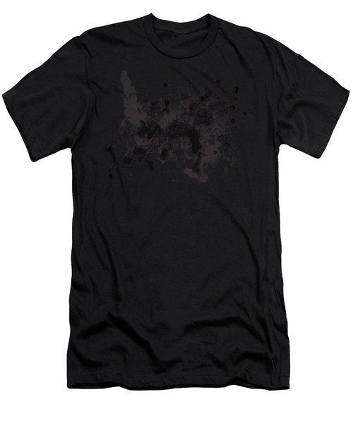 Splartch Men's T-Shirt (Athletic Fit)