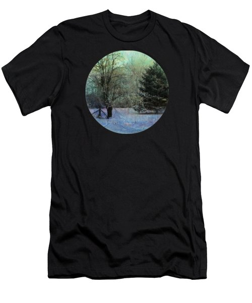 Into The Winter Morning Men's T-Shirt (Athletic Fit)