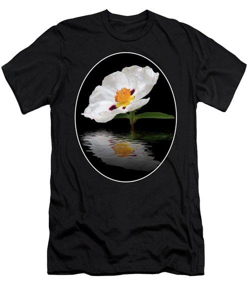 Cistus Reflections Men's T-Shirt (Athletic Fit)