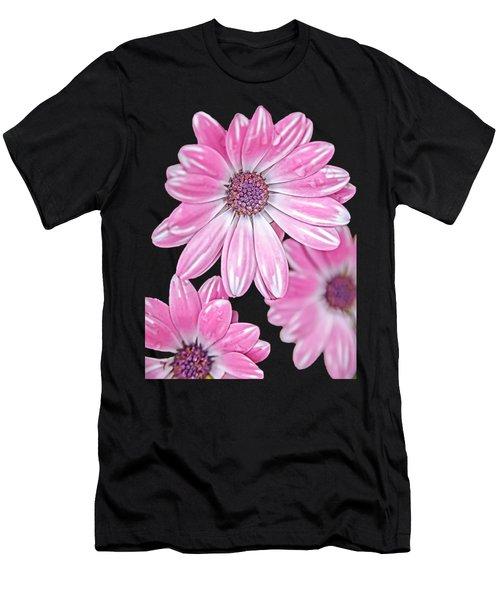 Pink Beauty Men's T-Shirt (Athletic Fit)