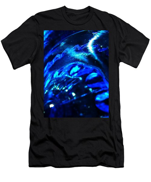 Glowing Glass Beauty Men's T-Shirt (Slim Fit) by Samantha Thome