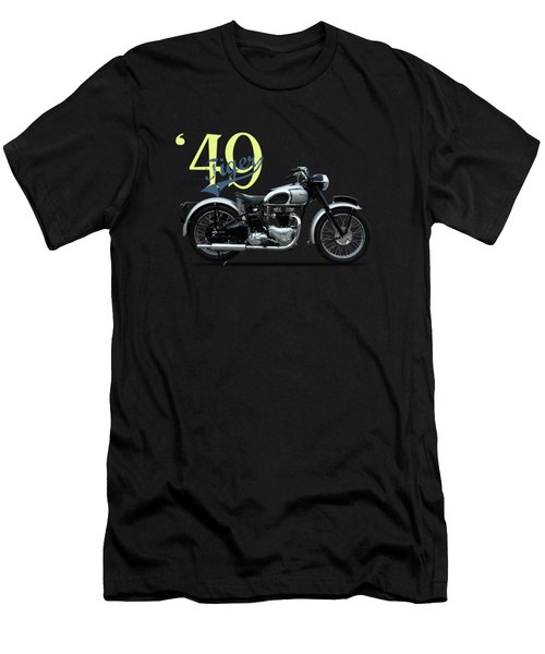 The Tiger 100 1949 Men's T-Shirt (Athletic Fit)