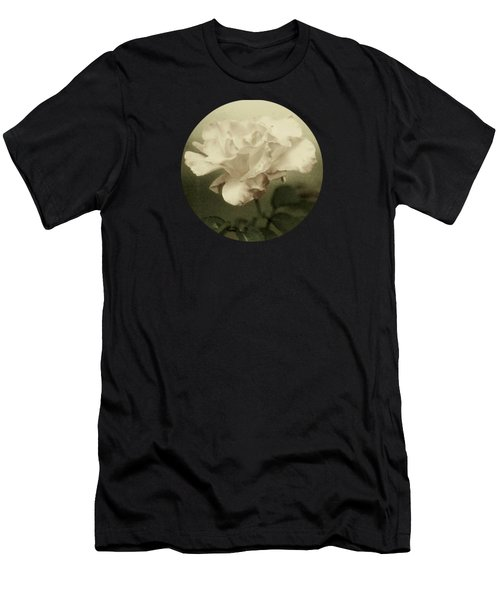 Faded Rose Men's T-Shirt (Athletic Fit)