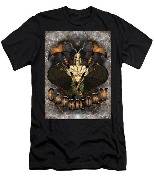 The Goat Capricorn Spirit Men's T-Shirt (Athletic Fit)