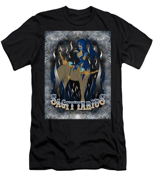 The Archer Sagittarius Spirit Men's T-Shirt (Athletic Fit)