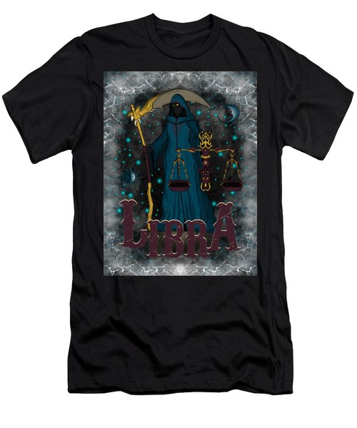 The Scale Libra Spirit Men's T-Shirt (Athletic Fit)