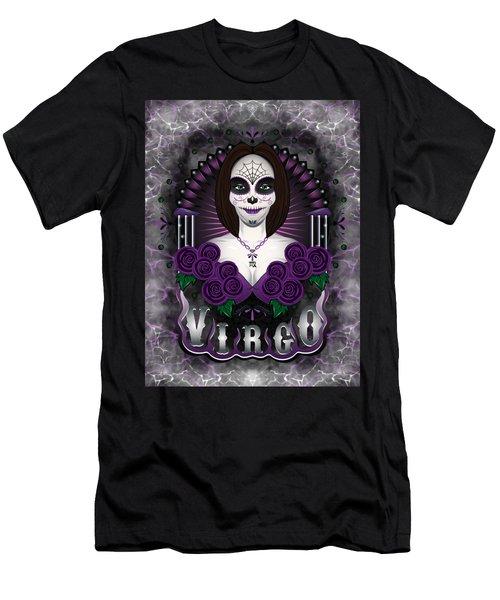 The Virgin Virgo Spirit Men's T-Shirt (Athletic Fit)