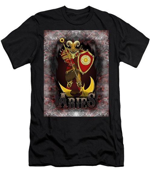 The Ram Aries Spirit Men's T-Shirt (Athletic Fit)