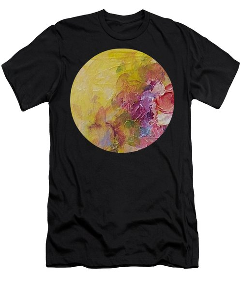 Floral Still Life Men's T-Shirt (Athletic Fit)