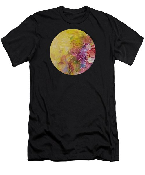 Floral Still Life Men's T-Shirt (Athletic Fit)