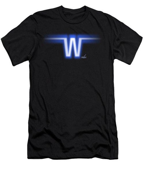 Beam W Men's T-Shirt (Athletic Fit)