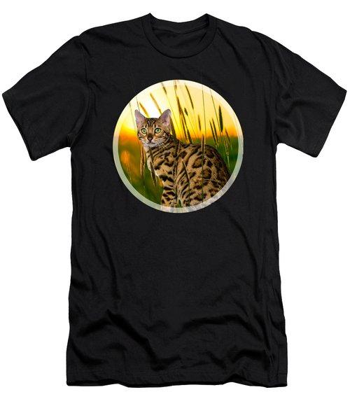Spots Men's T-Shirt (Athletic Fit)