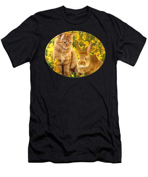 Ginger Babies Men's T-Shirt (Athletic Fit)