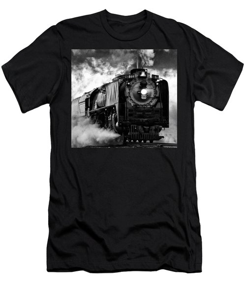 Up 844 Steaming It Up Men's T-Shirt (Athletic Fit)