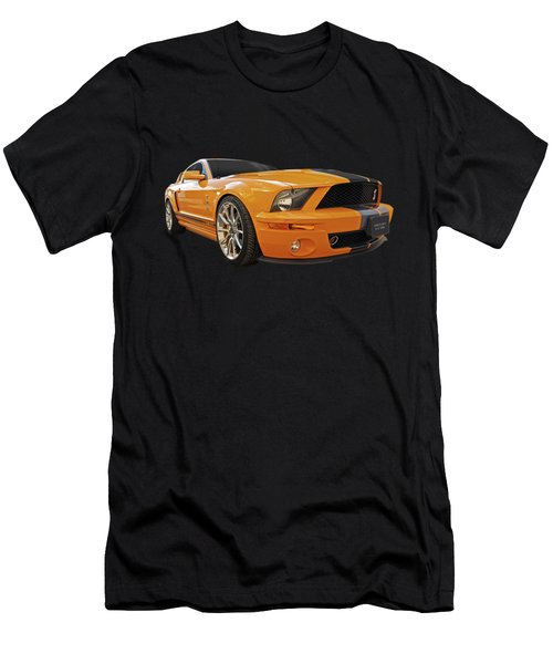 Cobra Power - Shelby Gt500 Mustang Men's T-Shirt (Athletic Fit)