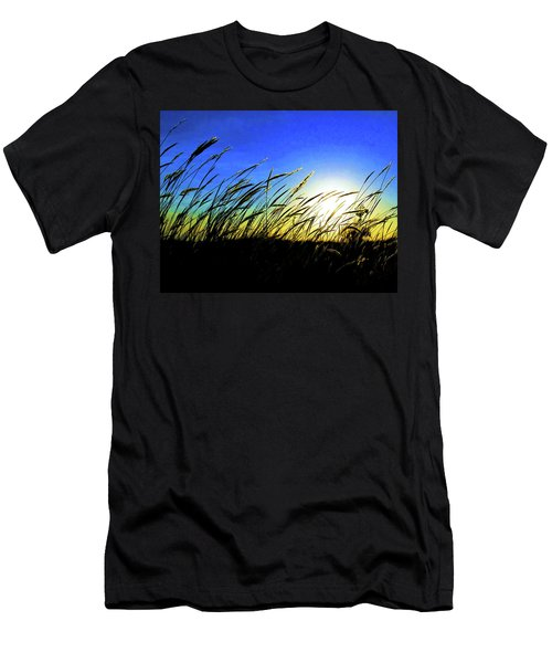 Tall Grass Men's T-Shirt (Athletic Fit)