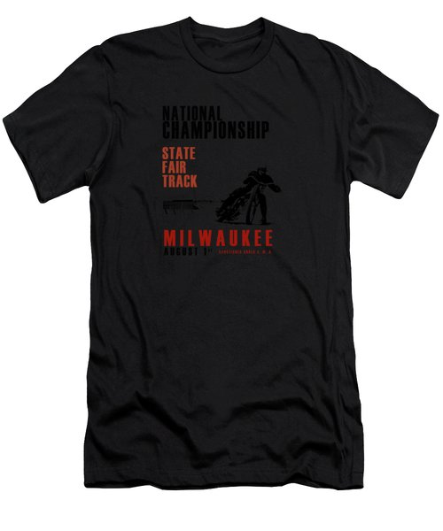 National Championship Milwaukee Men's T-Shirt (Athletic Fit)