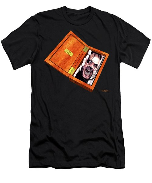 Jack In The Box Men's T-Shirt (Athletic Fit)
