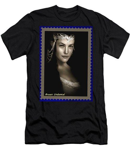 Arwen Undomiel Men's T-Shirt (Athletic Fit)