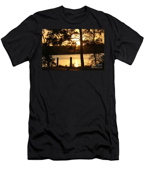 As Another Day Closes Men's T-Shirt (Slim Fit)