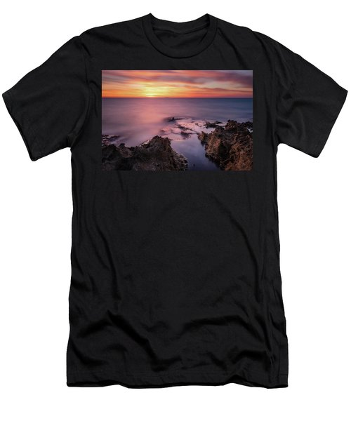 As The Day Ends Men's T-Shirt (Athletic Fit)