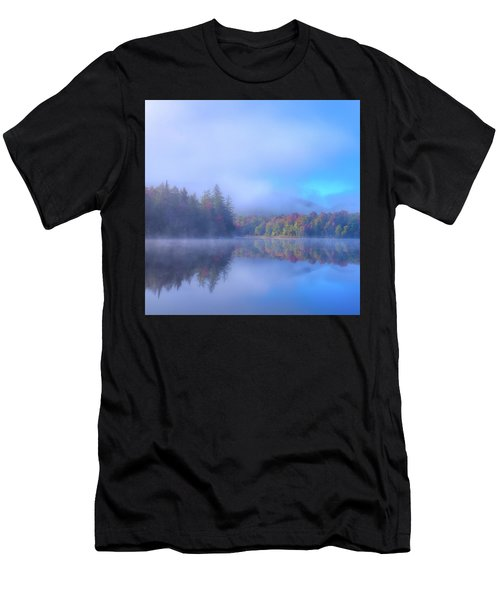 As The Fog Lifts Men's T-Shirt (Athletic Fit)