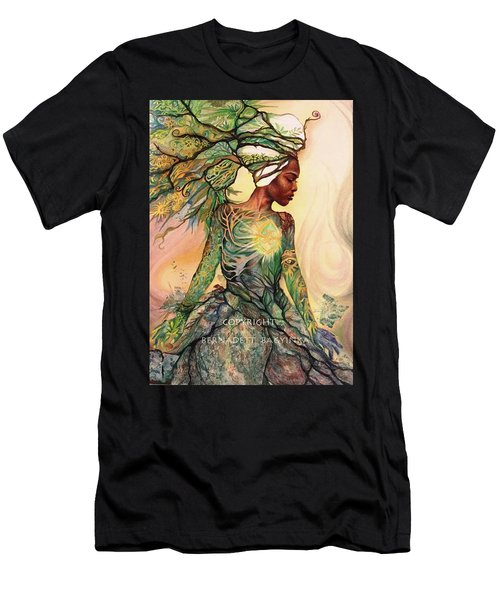 Asase Yaa Men's T-Shirt (Athletic Fit)