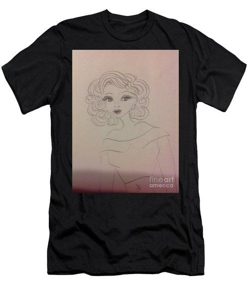 Ashley Barbour Men's T-Shirt (Athletic Fit)