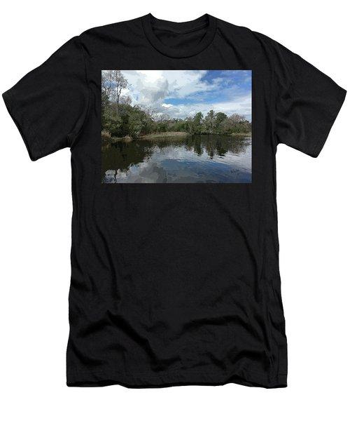 Ashley River Men's T-Shirt (Athletic Fit)