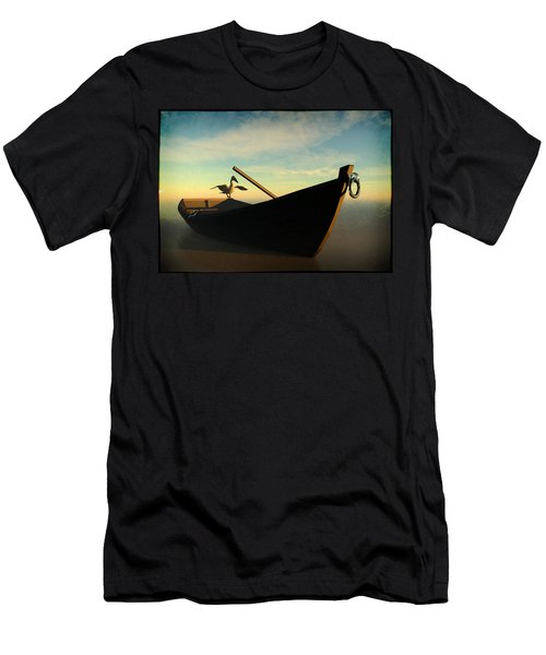 Ashore... Men's T-Shirt (Athletic Fit)