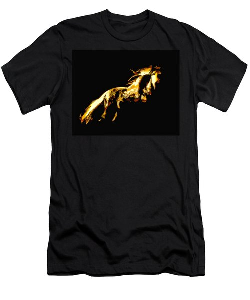 Asian Stallion Men's T-Shirt (Athletic Fit)