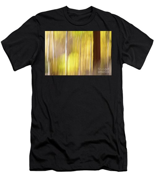 Aspen Blur #1 Men's T-Shirt (Athletic Fit)