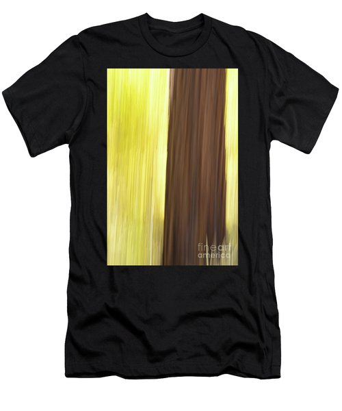 Aspen Blur #4 Men's T-Shirt (Athletic Fit)