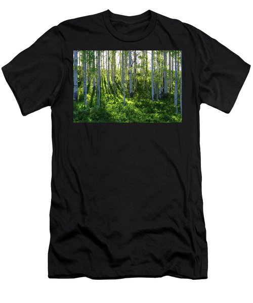 Aspen Morning 1 Men's T-Shirt (Athletic Fit)