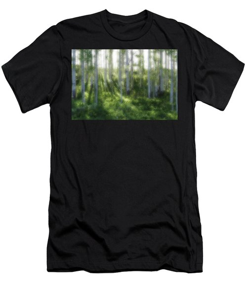 Aspen Morning 2 Men's T-Shirt (Athletic Fit)