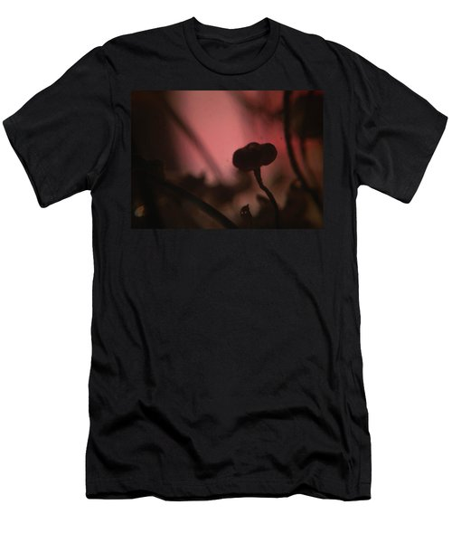 Aspiration With Ghost Men's T-Shirt (Athletic Fit)