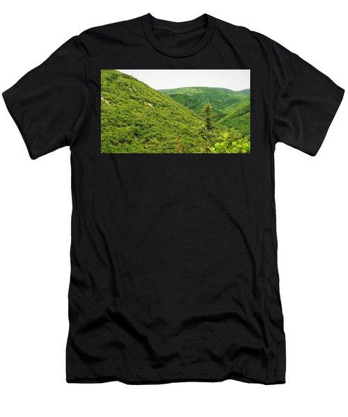 Aspy Valley 2 Men's T-Shirt (Athletic Fit)