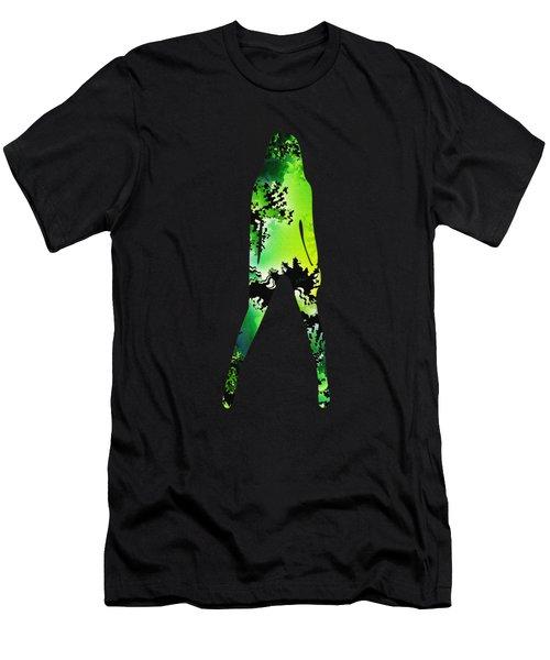 Assertive Men's T-Shirt (Athletic Fit)