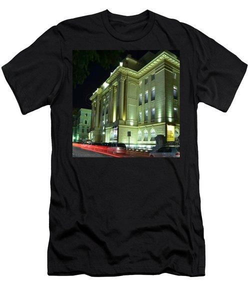 Assim Como O Rio E São Paulo, A Men's T-Shirt (Athletic Fit)
