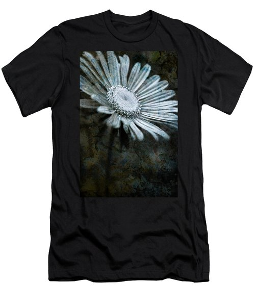 Aster On Rock Men's T-Shirt (Athletic Fit)