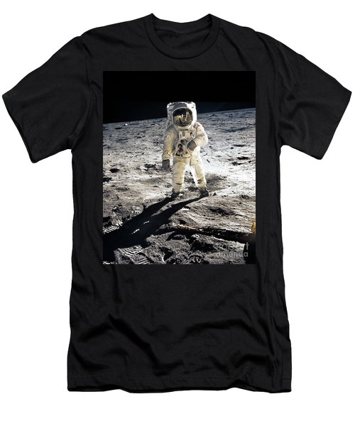 Astronaut Men's T-Shirt (Athletic Fit)