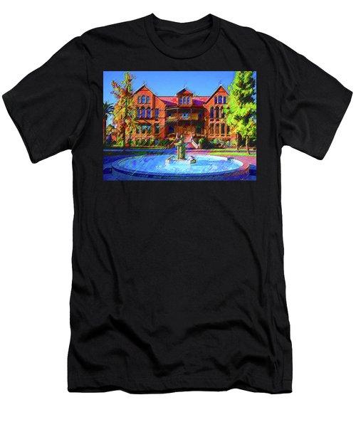 Asu Old Man Men's T-Shirt (Athletic Fit)